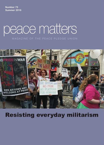 Peace Matters 73