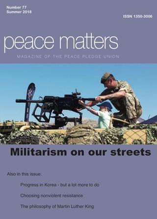 Peace Matters 77