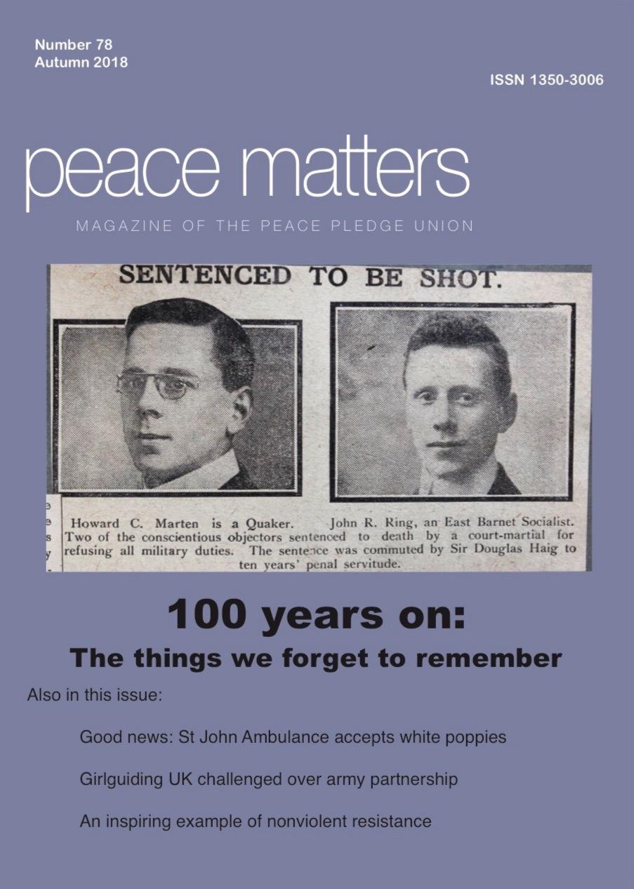 Peace Matters 78
