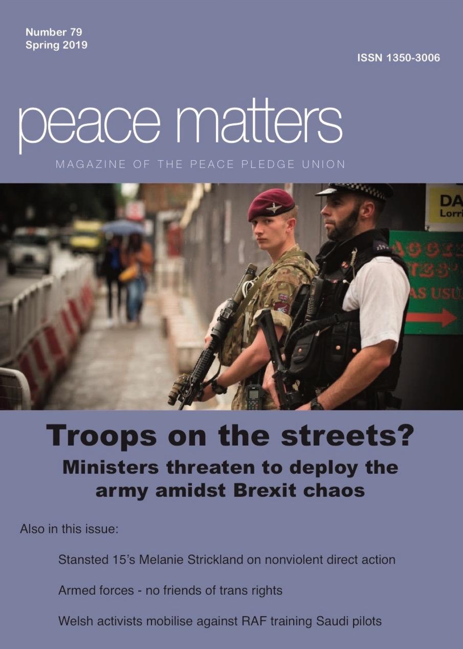 Peace Matters 79