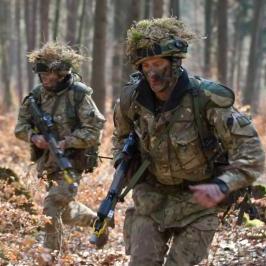 Military Spending & Recruitment