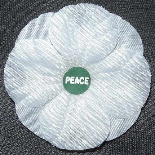 Remembrance & White Poppies