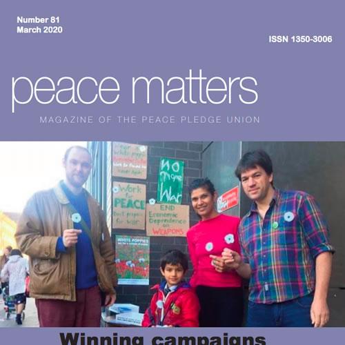 Peace Matters Magazine
