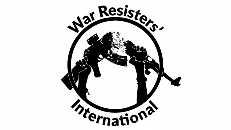 War Resisters' International logo
