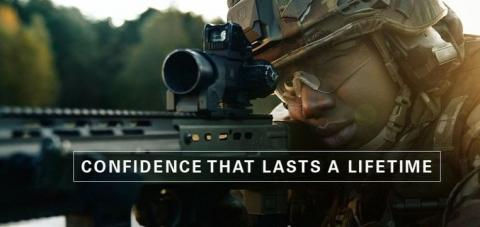 Army advert for the 2020 recruitment campaign