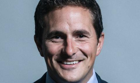 Johnny Mercer MP, Minister for Veterans