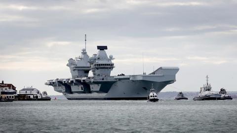 Royal Navy vessels